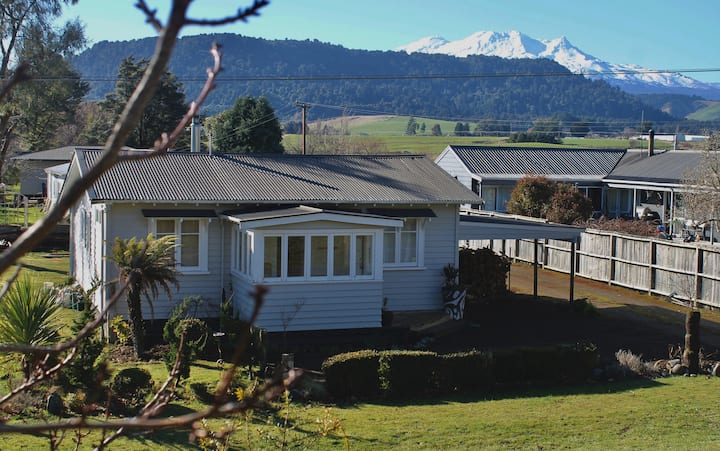 The Little House  -  Ohakune Township