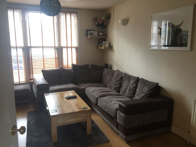Entire Spacious one bed flat in Stoke Newington