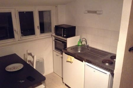 Studio Rousseau - Appartement