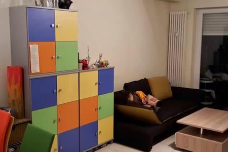 Schlafplatz mit Sauerblick - Diekirch - Wohnung