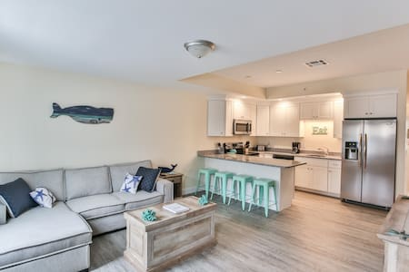🌞Large Luxury Condo Steps to Beach/Boardwalk🌞