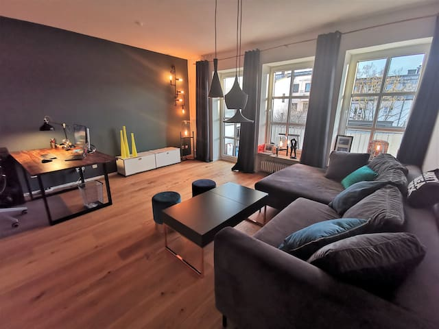 *** Design Apartment in the middle of Munich ***