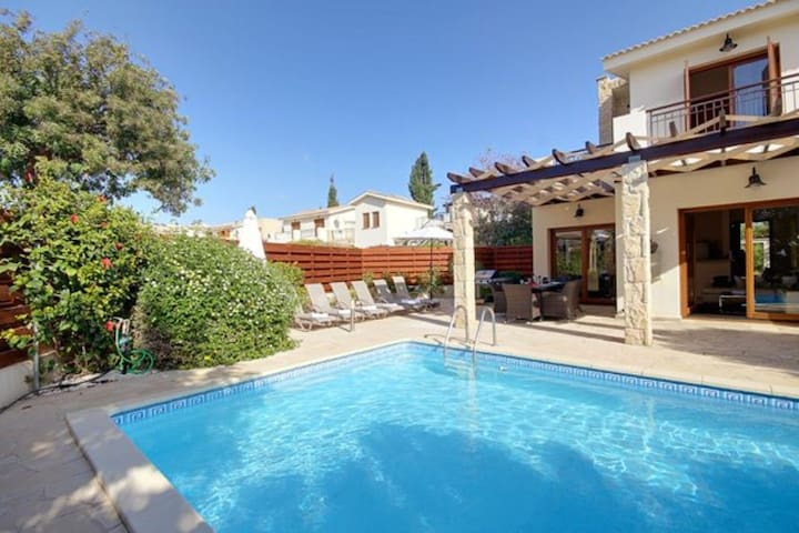 """""""At Last You and Your Family can Rent a Luxury Home"""" Villa Athina"""