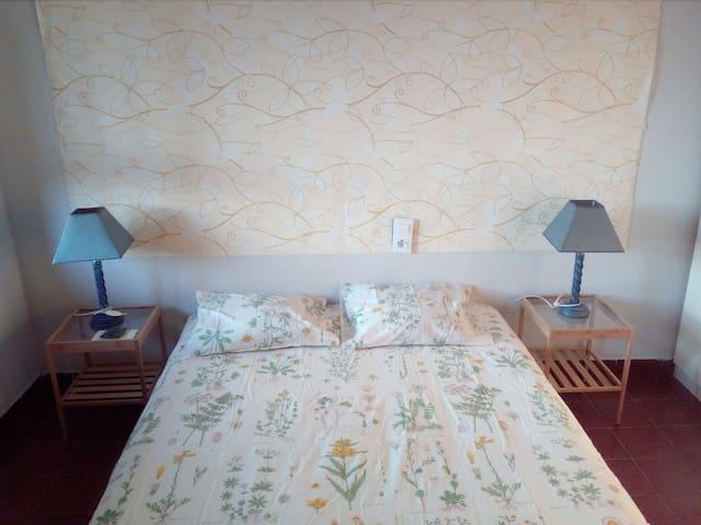 Cómoda y bonita habitación muy centrica