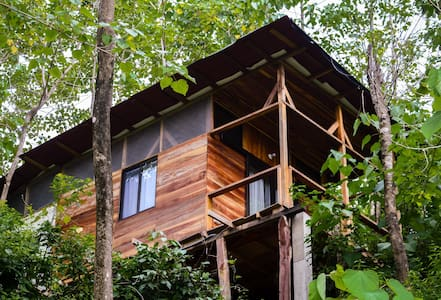 Surf Sámara Treehouse 2