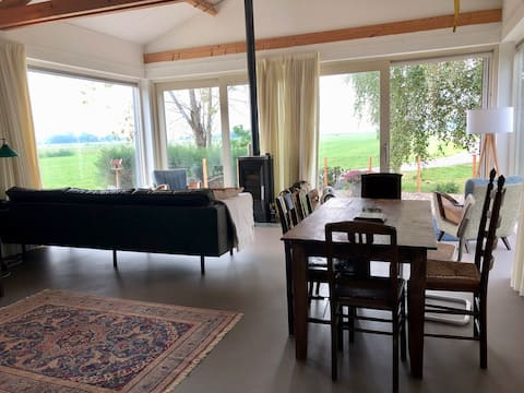 Charming countryside house. 15 min. from Amsterdam