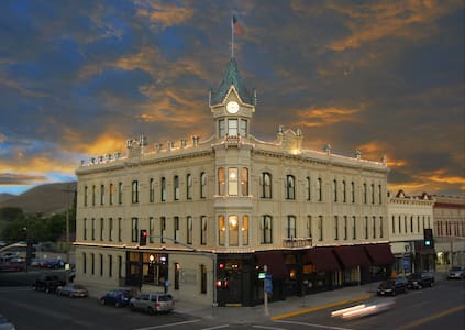 Geiser Grand Hotel - Baker City
