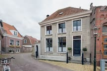 This 17 Century home in the heart of Texel is a national monument.