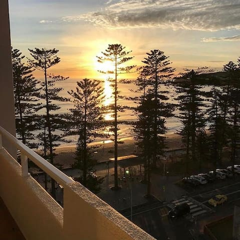 Beachfront Pad - Manly - Byt