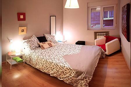 Habitación en el centro de Oviedo - 奧維耶多 - 公寓