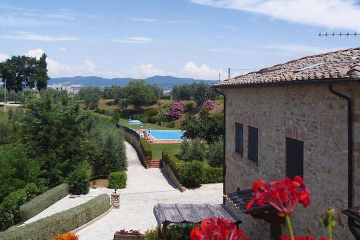 4 star holiday home in Volterra