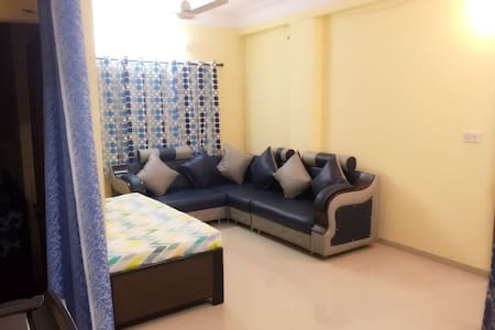 Furnished Apartment in Center of the City - Indore
