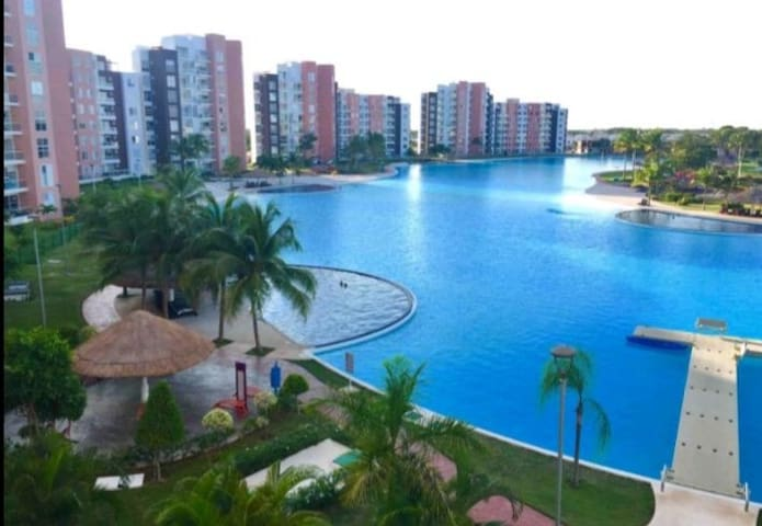 ¡Un paraíso en Cancun! Dreams Lagoon
