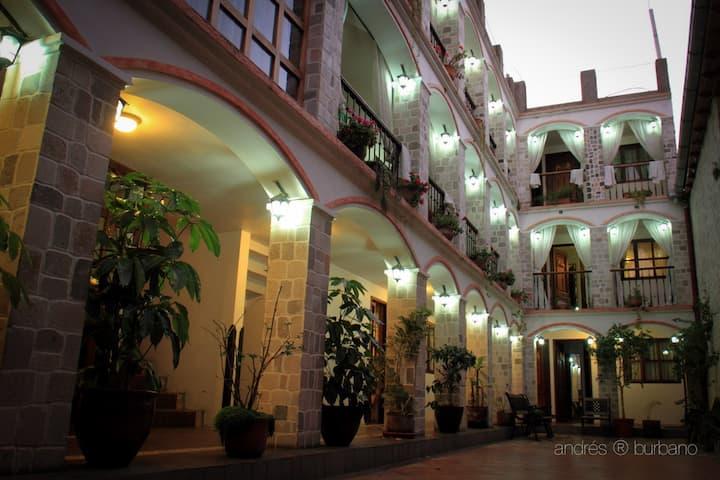 Latacunga Ciudad Patrimonial