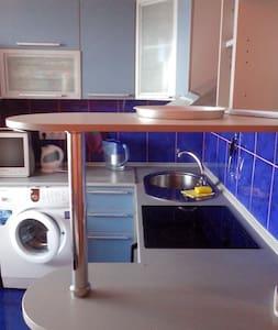 Уютная квартира рядом с центром - Sergiyev Posad - Appartement