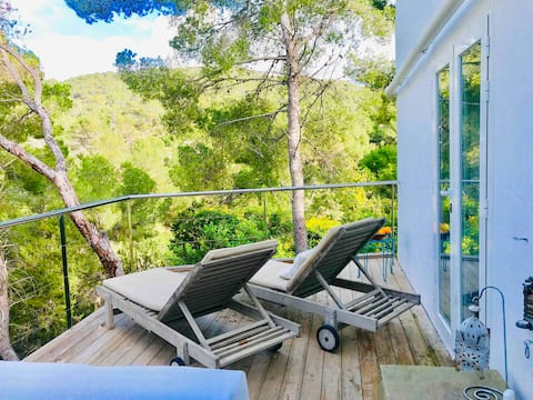 Nice appartement in quiet area surrounde by nature