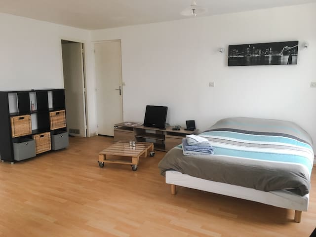 Studio 30 minutes de Paris - Montsoult - Apartment