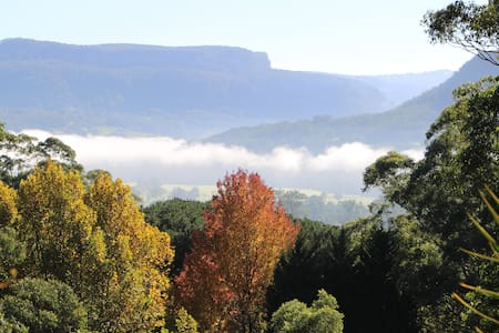 Karralika Springs B&B family room 2 - Kangaroo Valley - Bed & Breakfast