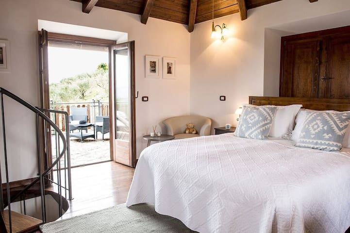 Bella Vista suite - Casale S Pietro - Anagni