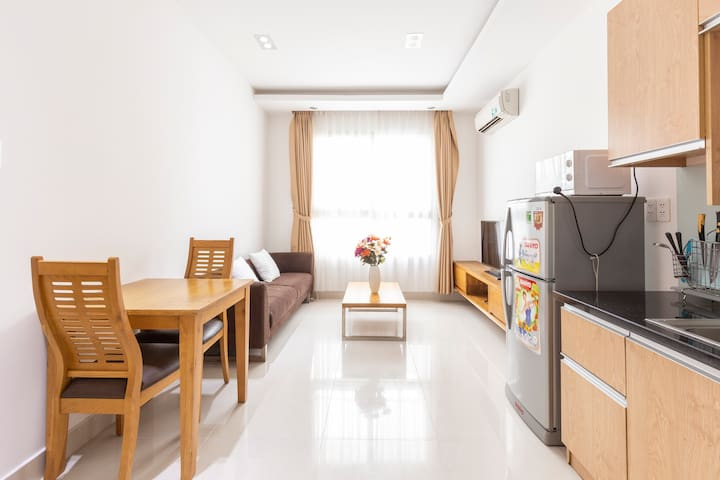 Lovely Apartment In Central - Close To Attraction