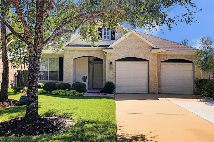 Stunning & Peaceful Property in Katy TX
