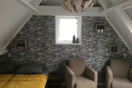 2pers appartement in Kollumerzwaag nabij Dokkum