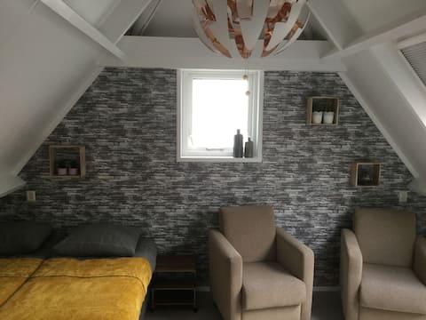 2pers lejlighed i Kollumerzwaag i nærheden af Dokkum