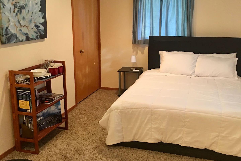 Cozy Private Bedroom/En Suite Bath