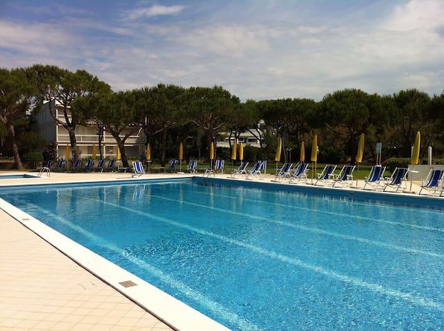 Relax a Jesolo Pineta - Jesolo - Apartmen