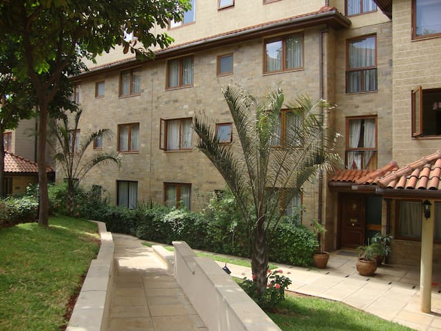 Nairobi apartment 5 star value for money - Nairobi - Service appartement
