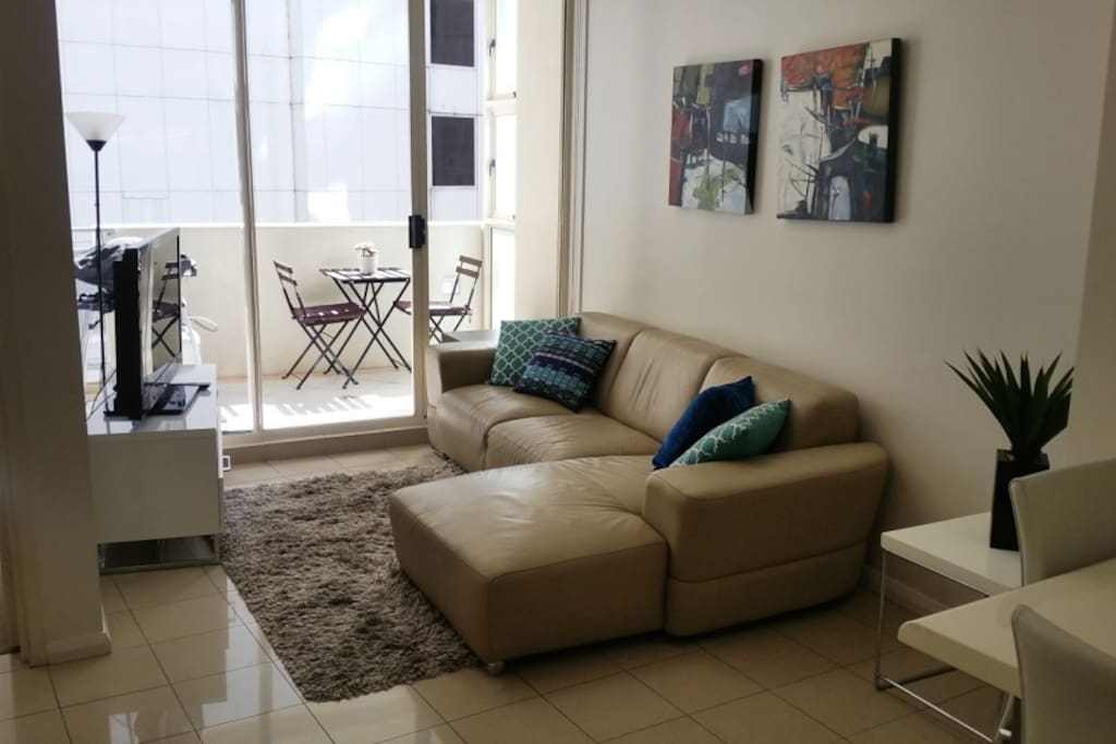 Darling Harbour One Bedroom Study Apartments For Rent In Nsw New South Wales Australia