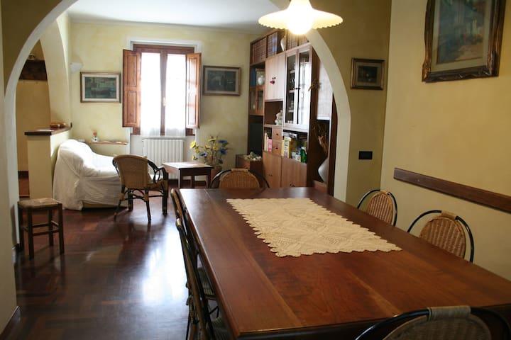 Appartamento centro storico a pochi km da Firenze - San Casciano in Val di Pesa - Flat