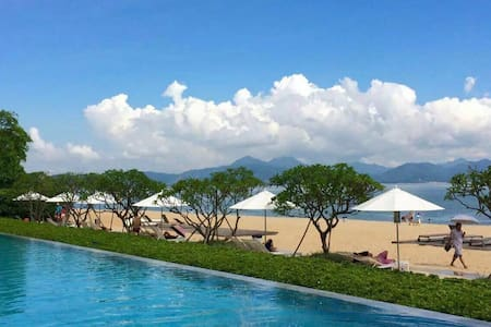 Seaside home海滨小径湾精装酒店式公寓 园景房双床 性价比高 - 惠州市 - Διαμέρισμα