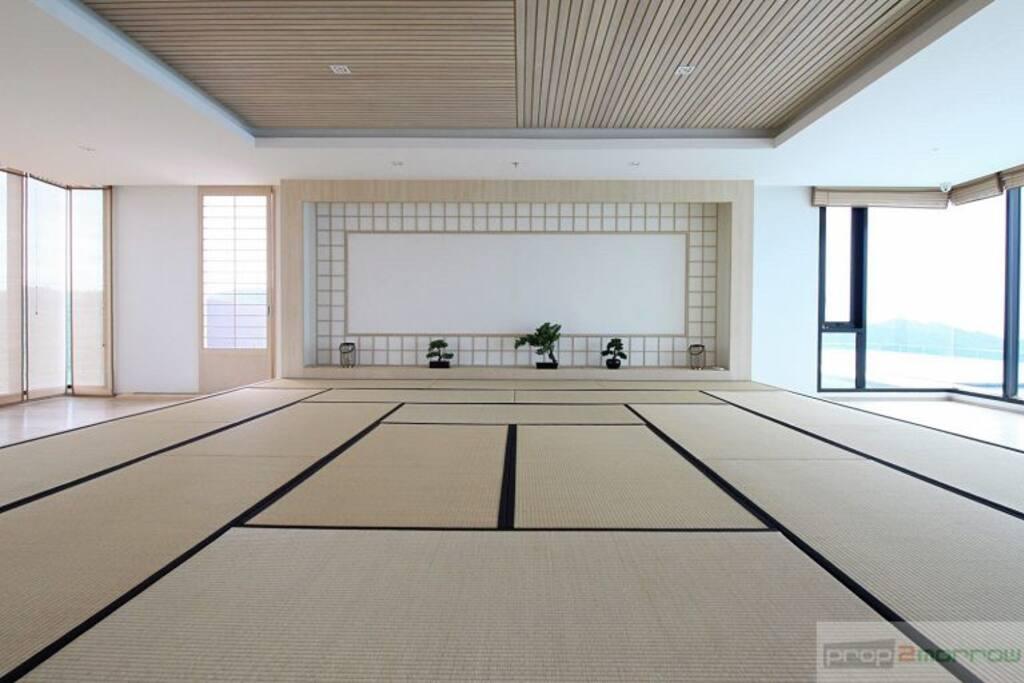 Tatami room ( facilities)
