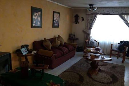 Hermosa casa, con un buen ambiente hogareño