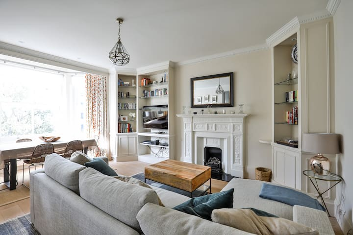 Stunning Newly Decorated Notting Hill 2Bed/2Bath