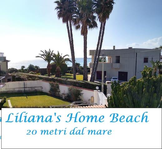 Liliana Home Beach