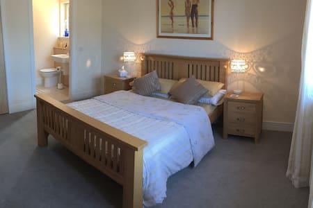Double room ensuite - North Berwick - Bed & Breakfast