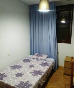 Habitacion individual privada - Wohnung