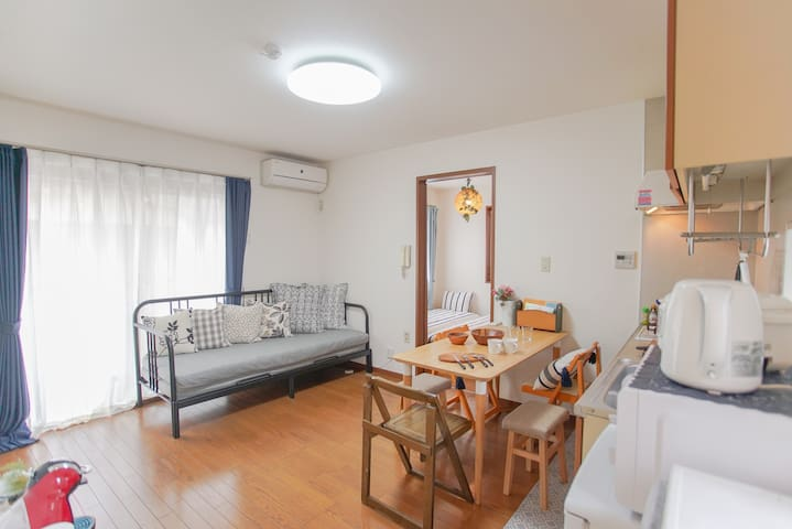 NEW OPEN 4 Bedrooms  要町2