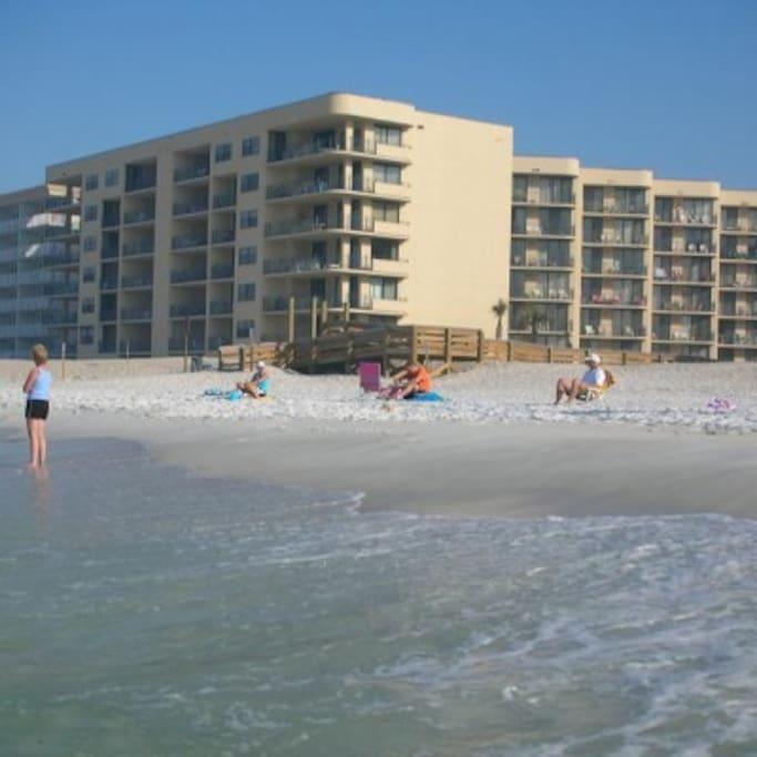 Nautilus Condominiums Fort Walton Beach Florida