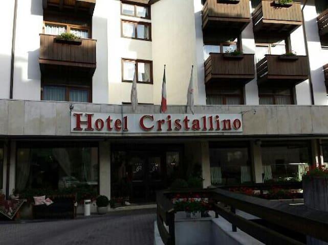 Hotel Cristallino Quadrupla Panoramica