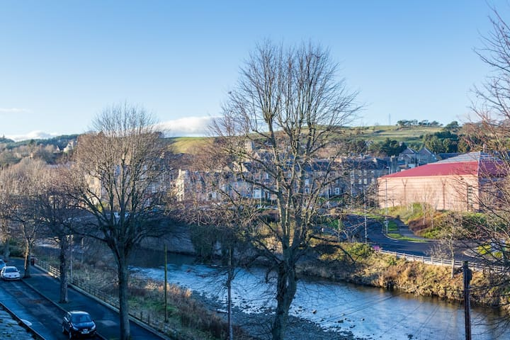 River View Apartment - Hawick - Apartamento