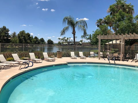 Private Central Chandler Gem on the Lake