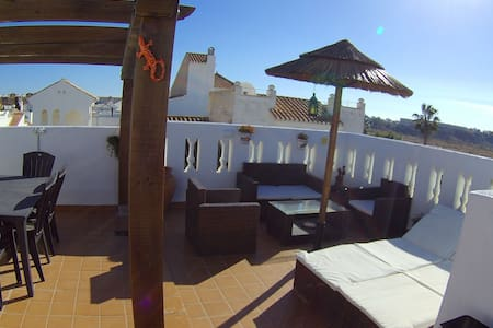 Penthouse à Vera playa