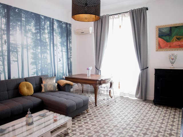 -New Elegant Vintage apartment in the Plaza Mayor