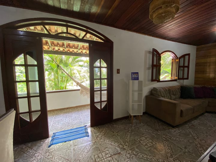 Casa na Ilha Grande - Praia de Japariz