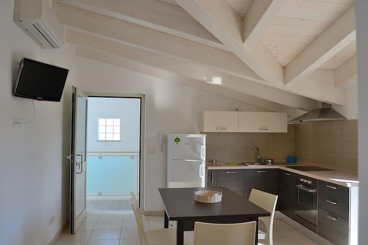 2 Appartamenti in residence, 150mt dal mare - Roseto degli Abruzzi - Casa