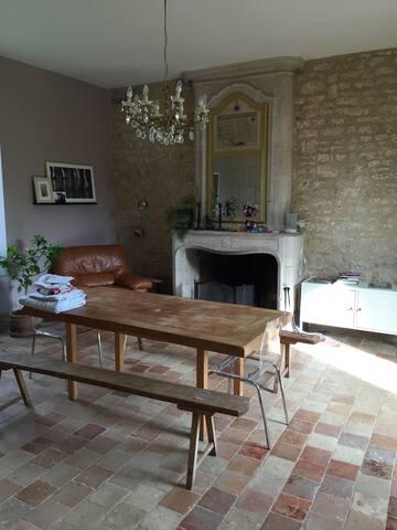 Grande maison de caractère - Fontenay-le-Comte - Maison
