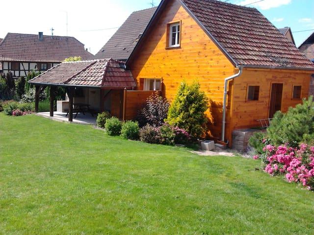 Gîte en Alsace - Artolsheim - Talo